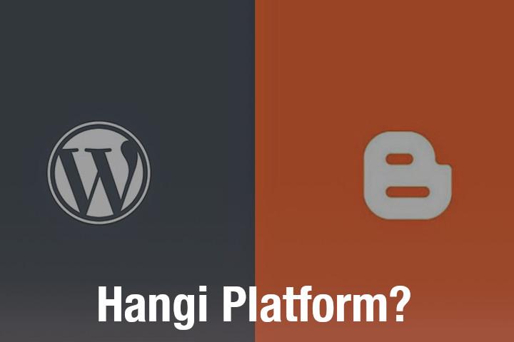 Blog yazarı olup para kazanmak için hangi platformu tercih etmek daha mantıklıdır?