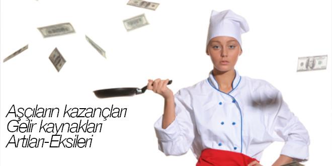 Aşçıların maaşları ne kadar, gelir kaynakları neler, sektördeki güncel durum nasıl?